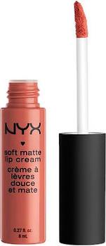 NYX Soft Matte Lip Cream - Cannes (8ml)