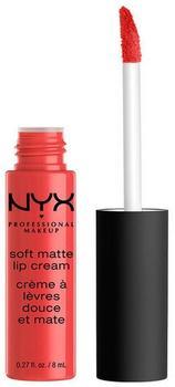 NYX Soft Matte Lip Cream - Manila (8ml)