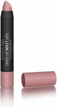 IsaDora Twist-up Matt Lips Naked (3,3g)