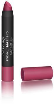 IsaDora Twist-up Matt Lips Queen of Roses (3,3g)