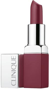 Clinique Pop Matte Lip Colour + Primer - 08 Bold Pop (3,9 g)