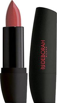 Deborah Milano Atomic Red Mat Lipstick - 07 Deep Rose