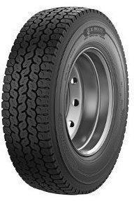 Michelin X Multi D 205/75 R17.5 124/122M