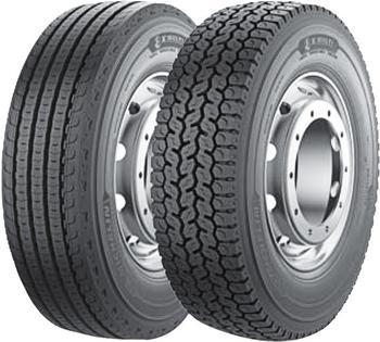 Michelin X Multi Z 205/75 R17.5 124/122M