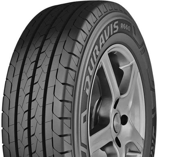 Bridgestone Duravis R 660 195/65 R16C 104T