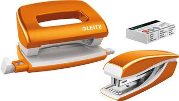Leitz NeXXt WOW Locher-Tacker-MiniSet orange (5561-20-44)
