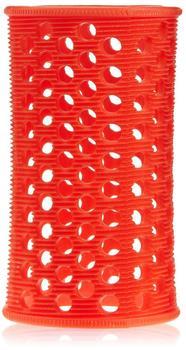 Efalock Superflachlockwickler, rot, 35 mm, 1er Pack (1 x 10 Stück)
