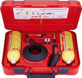 Rothenberger Super Fire 4 HOT BOX