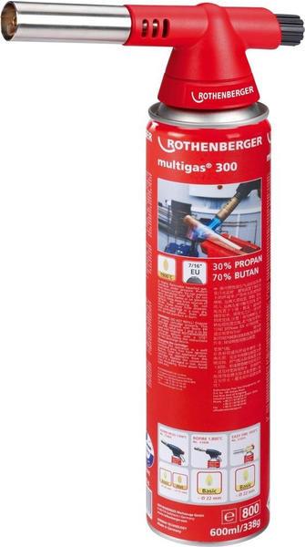 Rothenberger ROFIRE 4 Set (1000002359)