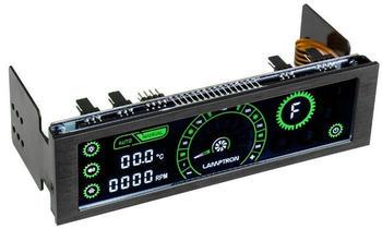 Lamptron CM430 schwarz/grün