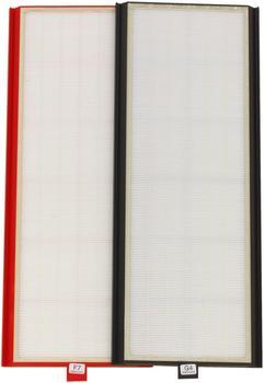 Zehnder G4 Filterset für ComfoAir 350/550 rot/schwarz (ZH400100085)