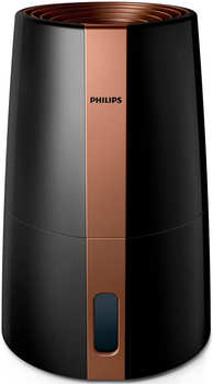 Philips HU3918/10 schwarz/kupfer
