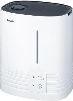 Beurer Luftbefeuchter LB 55 hygienische Warmwasser-Verdampfung weiß