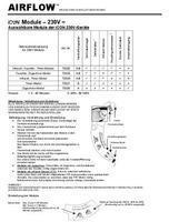 keine Angabe 20110713 Zusatzmodul Luftfeuchtigkeit HTM für iCON-Lüfter