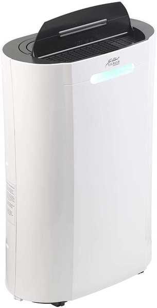 Sichler Haushaltsgeräte Sichler LFT-420 Luftbefeuchter, Luftreiniger & Google Assistant, 365 W