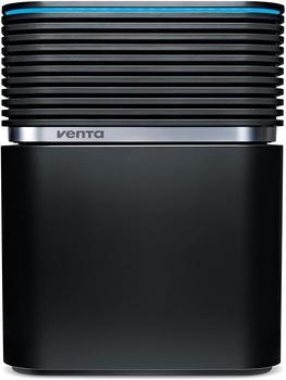 VENTA Kombigerät Luftbefeuchter und -reiniger LW73 WiFi, für 70 m² Räume, AeroStyle schwarz