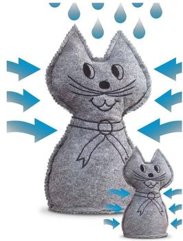 Wenko Raumentfeuchter Katze 2er Set
