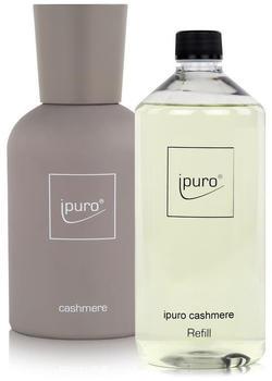 iPuro Cashmere Flakon + Cashmere Refill (1000ml)