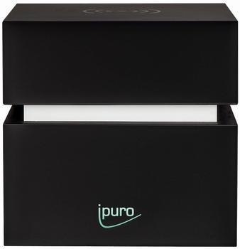 iPuro Air Pearls Electric Diffuser Plug-In Cube schwarz