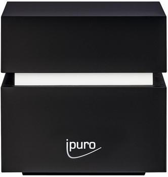 iPuro Air Pearls Electric Diffuser Mini Cube schwarz