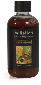 Millefiori Milano Natural Sandalo Bergamotto Nachfüllflasche (250ml)