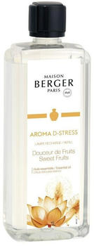 Lampe Berger Aroma D-Stress Douceur de Fruits (1000ml)
