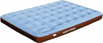 High Peak Luftbett Comfort Plus XL Single, blau