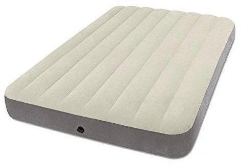 Intex Luftbett Deluxe Single High, Deluxe Air Bed Queen Size
