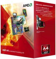 AMD A4-3300 2,5 GHz
