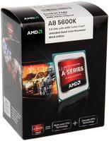 AMD A8-5600K Black Edition 3,6 GHz