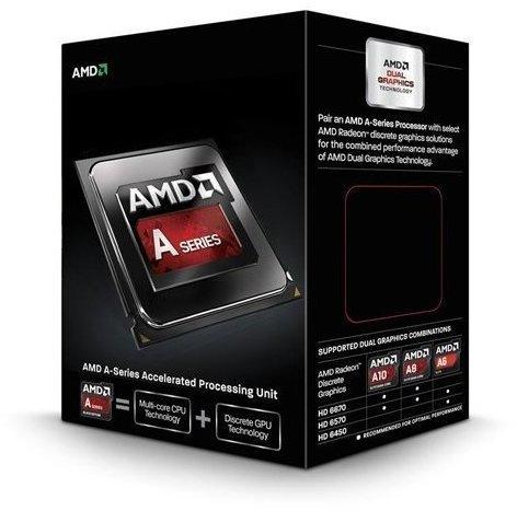 AMD A10-6800K 4,1 GHz