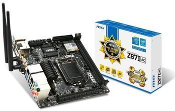 MSI Z87I AC (7851-044R)