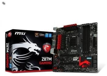 MSI Z87M Gaming (7866-001R)