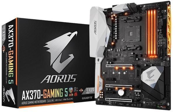 Gigabyte Aorus GA-AX370-Gaming 5