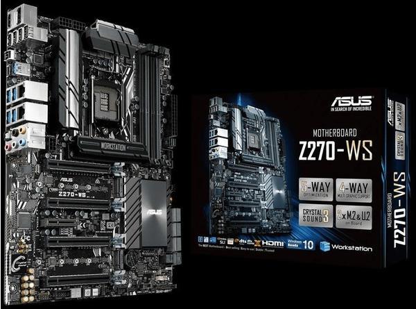 Asus Z270-WS