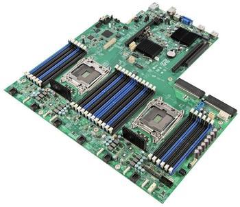 Intel Server Board S2600WT2R - Motherboard - LGA2011-v3-Sockel - 2 Unterstützte CPUs -