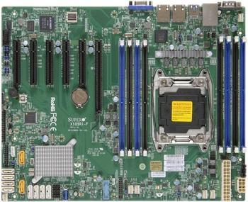 Supermicro X10SRi-F - Motherboard - ATX - LGA2011-v3-Sockel - C612 - USB 3.0 2 x Gigabit LAN Onboard-Grafik (MBD-X10SRI-F-B)