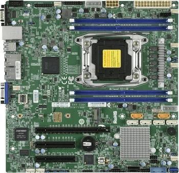 Supermicro X10SRM-F-B C612 DDR4 MATX