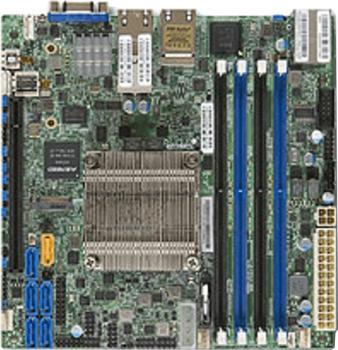 Supermicro X10SDV-4C-TLN4F Single (MBD-X10SDV-4C+-TLN4F-O)
