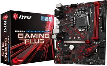 MSI B360M Gaming Plus