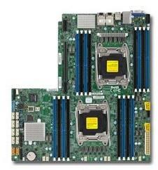 Supermicro X10DRW-E C612 Ddr4 PPT