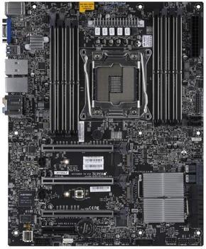 Supermicro X11SRA-F - Motherboard - ATX - LGA2066 Socket - C422 - USB 3.0, USB 3.1