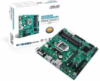 Asus PRIME B360M-C/CSM Mainboard, G-Lan Sound M.2 Sata3 USB 3.0