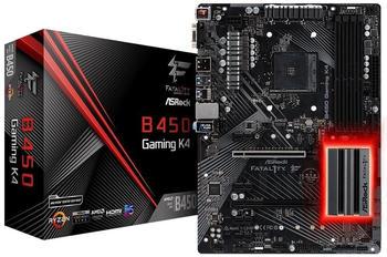 Asrock B450 Gaming K4 AM4 ATX Mainboard