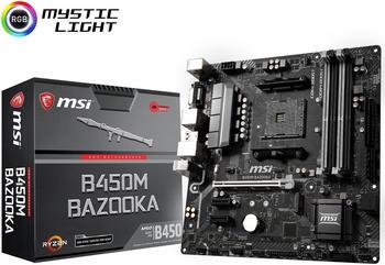 MSI B450M Bazooka Mainboard