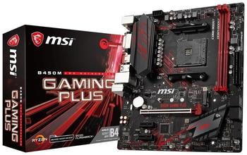 MSI B450M Gaming Plus Mainboard