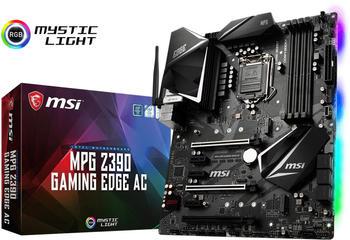 MSI MPG Z390 GAMING EDGE AC, Mainboard