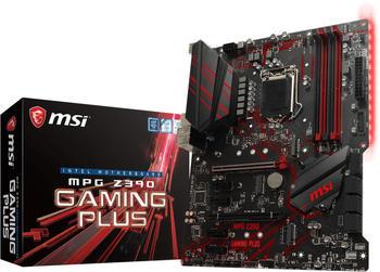 MSI MPG Z390 Gaming Plus, Mainboard