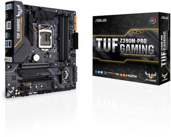 Asus TUF Z390M-PRO Gaming, Mainboard