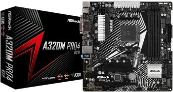 ASRock A320M Pro4 R2.0